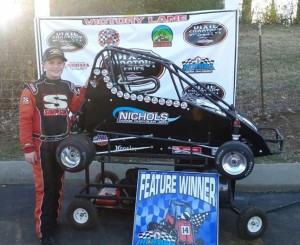 Jacob Borst wins Heavy Honda