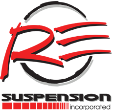 RE Suspension Logo