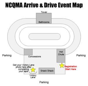 NCQMA Map
