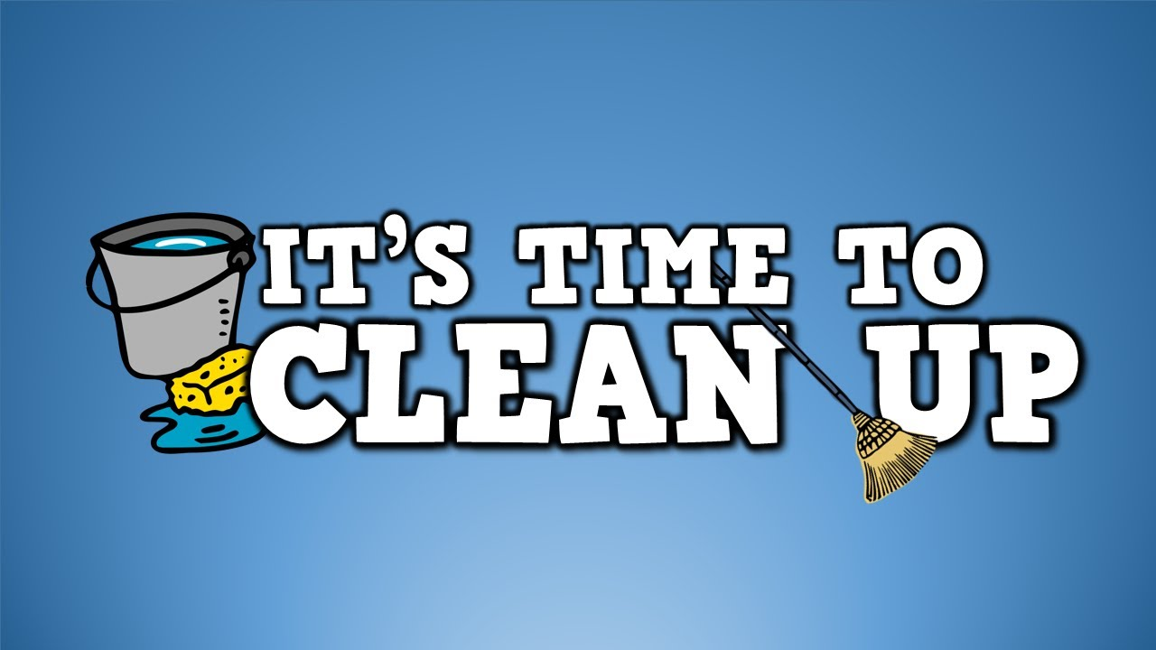 TimeToCleanUp